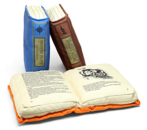 25 Last Minute Gifts for Book Lovers Sherlock Holmes Book Pillow