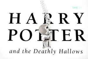 25 Last Minute Gifts for Book Lovers Harry Potter Snape Always Deer Patronus Necklace