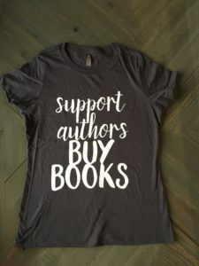 25 Last Minute Gifts for Book Lovers Support Authors Buy Books Tee