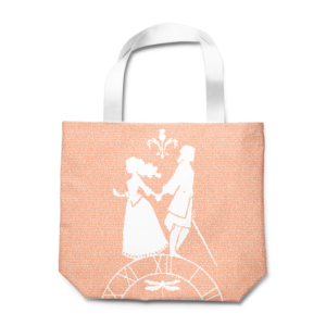 25 last minute gifts for book lovers Dragonfly in Amber Tote Bag